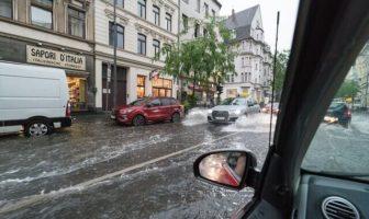 Bevölkerungsschutz Hochwasser