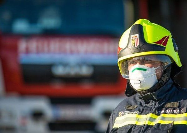 Welche Aufgaben übernimmt die Feuerwehr in der Corona-Krise?