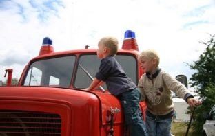 Feuerwehr Grundschule Kindergarten